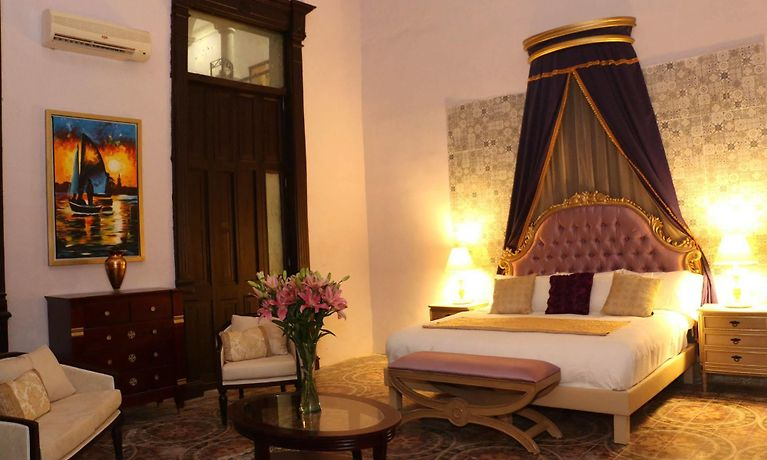 HOTEL BOUTIQUE MANSION LAVANDA, MERIDA